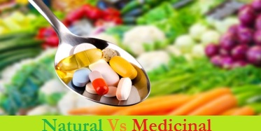 Natural Vs Medicinal Treatment 12